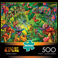 Amazing Nature Tropical Forest 500 Piece Box