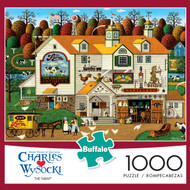 Charles Wysocki The Farm 1000 Piece Box