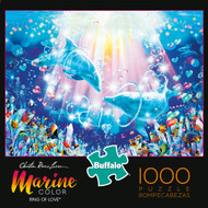 Marine Life Ring of Love 1000 Piece Box