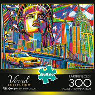 Vivid New York Color 300-Large Piece Box