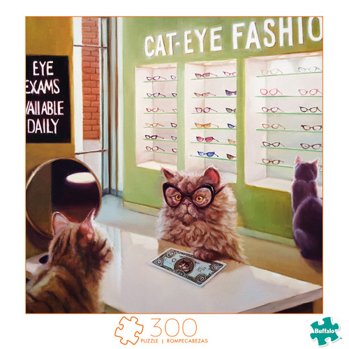 Art of Play Eye Exam 300 Piece Box