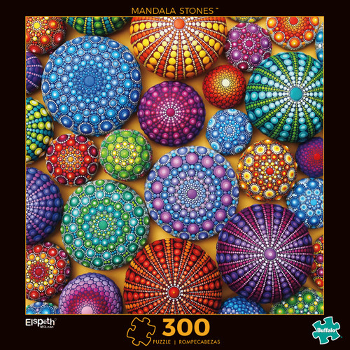 Photography Mandala Stones 300 Piece Box