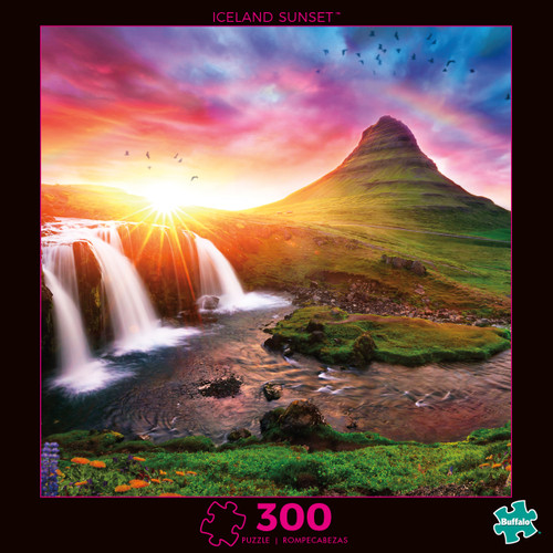 Photography Iceland Sunset 300  Box