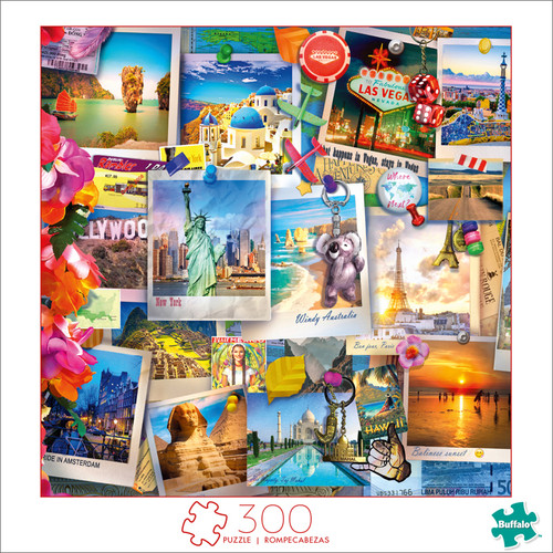 Art of Play Adventure Awaits 300 Piece Jigsaw Puzzle Box