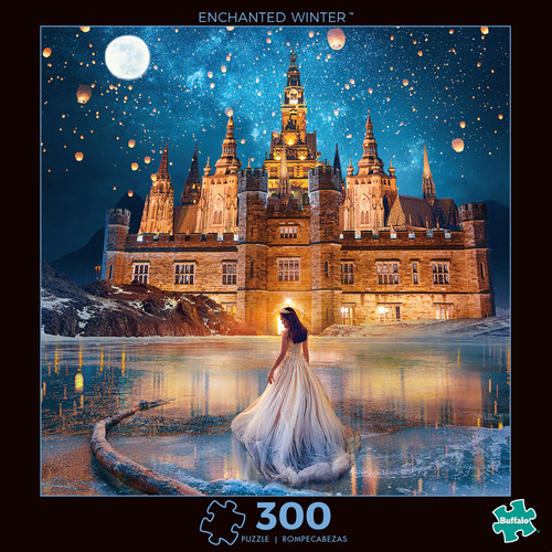 Photography Enchanted Winter 300 Piece Jigsaw Puzzle Box