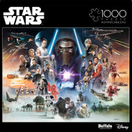 "Star Wars™ ""If Skywalker Returns, The New Jedi Will Rise"" 1000 Piece Jigsaw Puzzle Box"
