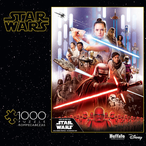 """Star Wars™ """"No One's Ever Really Gone"""" 1000 Piece Jigsaw Puzzle Box"""