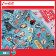 Coca-Cola Stay Chill 1000 Piece Jigsaw Puzzle Box