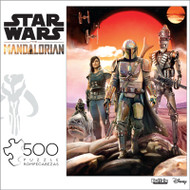 "Star Wars™ ""Bounty Hunting Is A Complicated Profession…"" 500 Piece Jigsaw Puzzle Box"