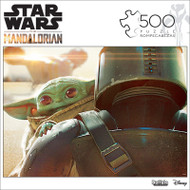 Star Wars™ The Mandalorian The Child 500 Piece Jigsaw Puzzle Box