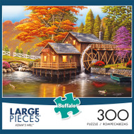 Adam's Mill 300 Large Piece Jigsaw Puzzle Box