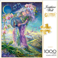 Josephine Wall Aquarius 1000 Piece Jigsaw Puzzle Box