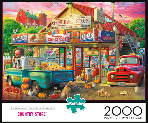 Country Store 2000 box