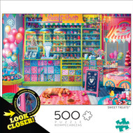 Look Closer Sweet Treats 500 Piece Box