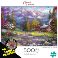 Look Closer Inspirations of Spring 500 Piece Box