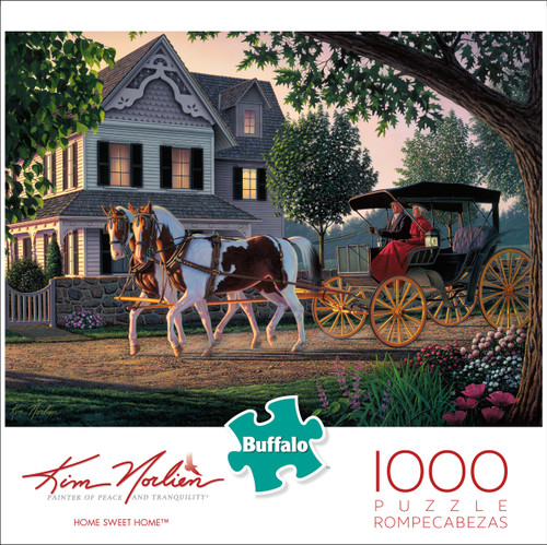 Kim Norlien Home Sweet Home 1000 Piece Box