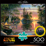 Amazing Nature Kim Norlien Catching Memories 500 Piece Jigsaw Puzzle Box