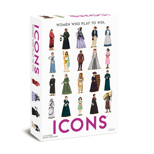 Icons Box Front