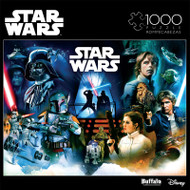Star Wars™ Pinball Art 1000 Piece Jigsaw Puzzle Box