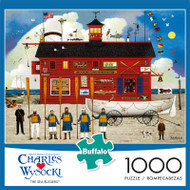 Charles Wysocki The Sea Buglers 1000 Piece Jigsaw Puzzle Front