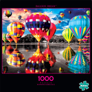 Photography Balloon Dream 1000 Piece Jigsaw Puzzle Front