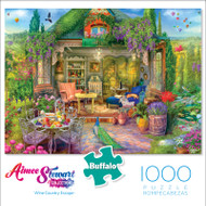 Aimee Stewart Wine Country Escape 1000 Piece Jigsaw Puzzle Front