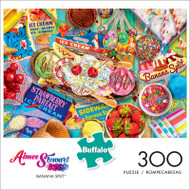 Aimee Stewart Banana Split 300 Large Piece Jigsaw Puzzle Front