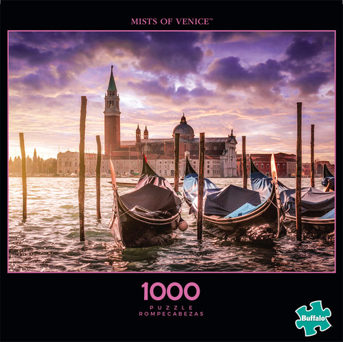 Photography Mists of Venice 1000 Piece Jigsaw Puzzle Front