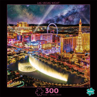 Photography Las Vegas Night 300 Piece Jigsaw Puzzle Front