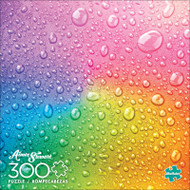 Color Explosion Aimee Stewart Drops of Color 300 Large Piece Jigsaw Puzzle Front
