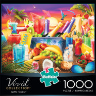 Vivid Happy Hour 2 1000 Piece Jigsaw Puzzle Front