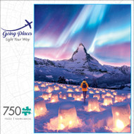 Going Places Light Your Way 750 Piece Jigsaw Puzzle Front