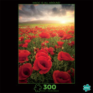 Photography Magic is All Around 300 Piece Jigsaw Puzzle Front