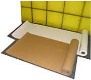Kraft Spraybooth Floor Paper