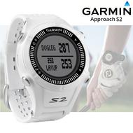 Garmin Approach S2 GPS Golf Watch - White / Grey (Garmin Newly Overhauled)