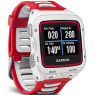 Garmin Forerunner 920XT GPS Multisport Sports Watch - White/Red (Garmin Newly Overhauled)