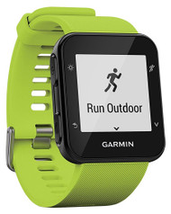 Garmin Forerunner 35 Cardio GPS Running Watch with Integrated HRM - Limelight
