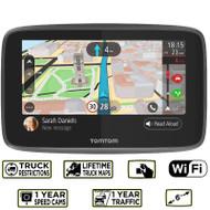 TomTom Go Professional 6200 GPS Truck Sat Nav -  Europe - Free Lifetime Maps