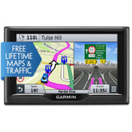 Garmin Nuvi 56LMT 5in GPS Sat Nav - UK & Europe - Free Lifetime Maps & Traffic