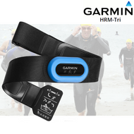 Garmin HRM-Tri Heart Rate Monitor Strap, Chest Strap - Black/Blue