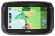 """TomTom Rider 420 4.3"""" Motorcycle GPS Sat Nav - UK & Full Europe Lifetime Maps"""