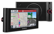 "Garmin NuviCam LMT-D 6"" GPS Sat Nav - Full Europe - Built-in Dash Cam (Newly Overhauled)"