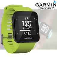 Garmin Forerunner 35 GPS Running Watch - Limelight