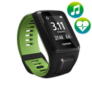 Runner 3 - Cardio - Music - Black/Green - Large