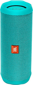 JBL Flip 4 Portable Wireless Bluetooth IPX7 Waterproof Stereo Speaker - Teal