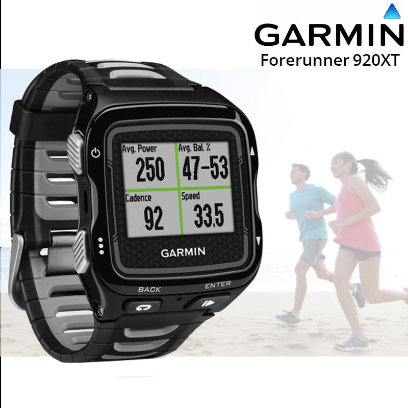 Garmin Black//Silver Band Forerunner® 920XT