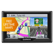 "Garmin Nuvi 58LM 5"" Sat Nav - UK & Full Europe - Lifetime Maps (Garmin Newly Overhauled)"
