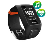 TomTom Adventurer Cardio Music GPS Multisport watch - Black