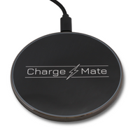 ChargeMate 10W Premium Fast Wireless Charger for QI enabled Samsung & iPhone