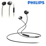 Philips SHE4205BK/00 Flite Hyprlite In-Ear Headphone with Microphone  - Black